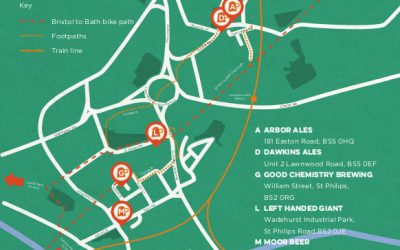 East Bristol Brewery Trail