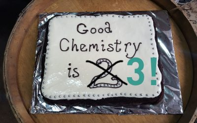 Good Chemistry is 3!