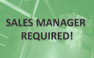 We need a Sales Manager