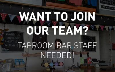 Come work at the brewery tap!